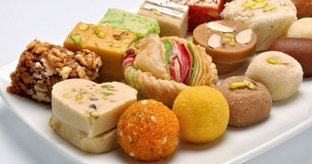 Sweets in Chennai