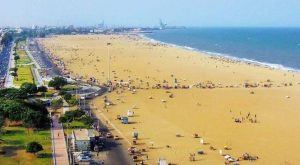 Sunshine, Seafood & Sea: A Trip to Marina  Beach