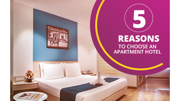 5 Reasons to Choose an Apartment Hotel
